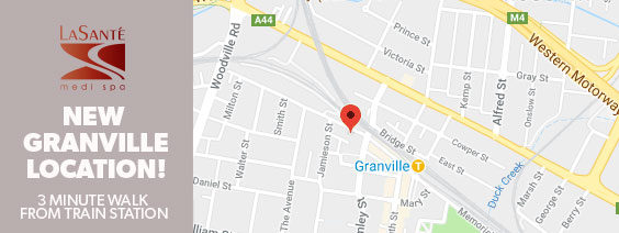 new granville location map